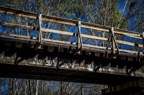 Peak Railroad Trestle