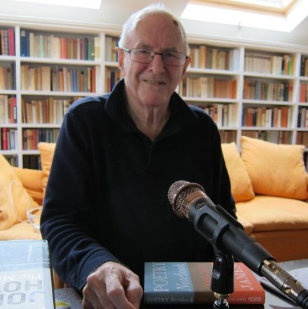Clive James on the Virtual Memories Show
