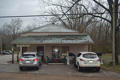 005 Wolf River Cafe, Rossville