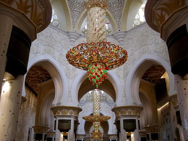 Gran Mezquita de Abu dabi