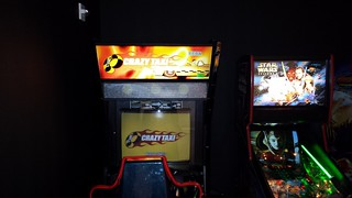 Crazy Taxi & Star Wars Pinball