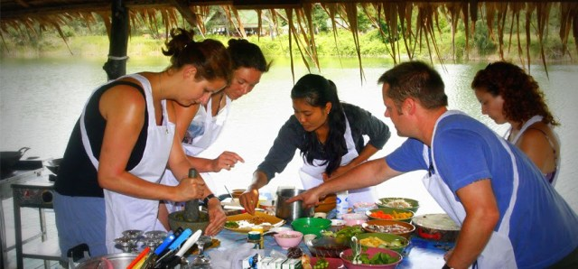 Chiang Mai has a rich food culture that backpackers will enjoy