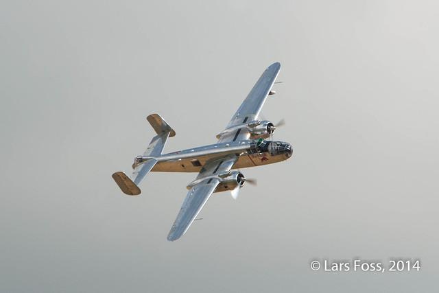 Red Bull B-25J