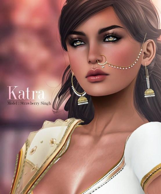 Glam Affair - Katra skin - SkinFair 2015