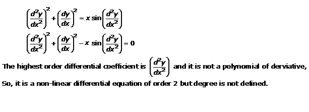 RD Sharma Class 12 Solutions Chapter 22 Differential Equations Ex 22.1 Q21