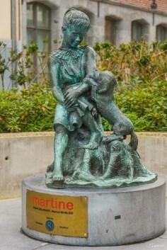 Martine (livre & histoire pour enfant connu dans le monde).