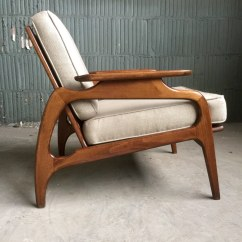 Adrian Pearsall Rocking Chair Vintage Plastic Chairs Adventurous Midcentury Modern Lounge 1209 C For Craft Associates U S A