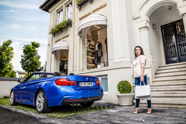 BMW 4 Cabrio - Brunello Cinelli