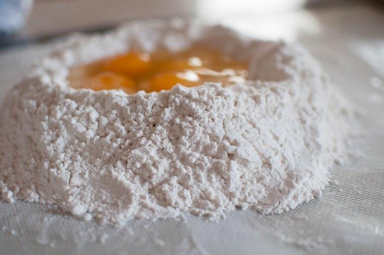 Homemade Pasta 1