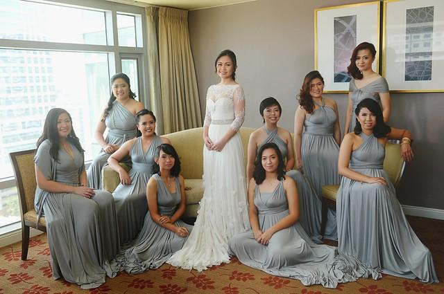 Bridal Entourage Dress Divisoria