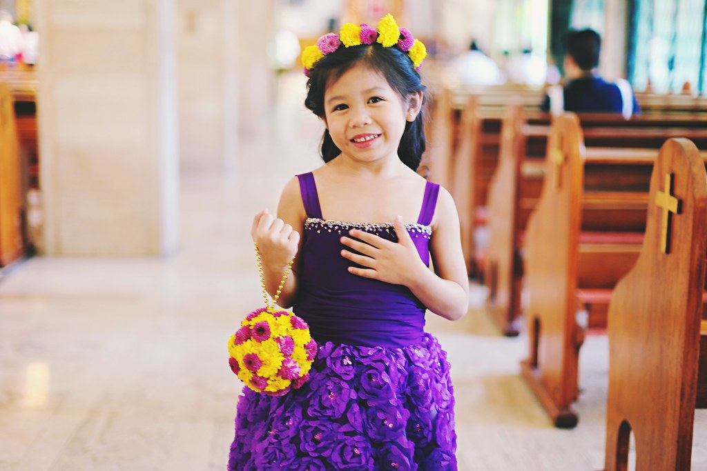 Flower Girl, Julia