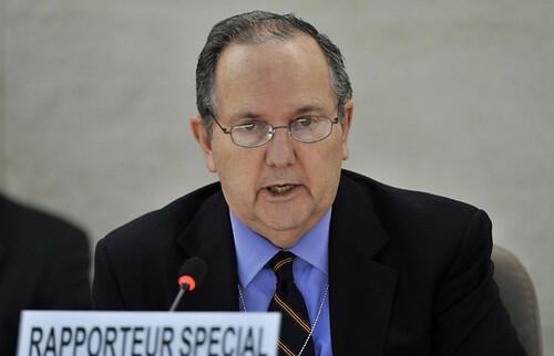 Relator de ONU reitera acusaciones de tortura contra México
