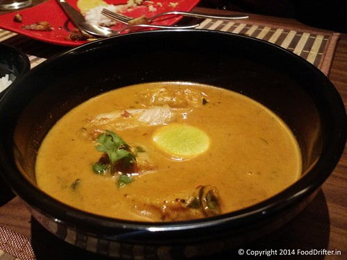 Fiery Sri Lankan Curry Fish