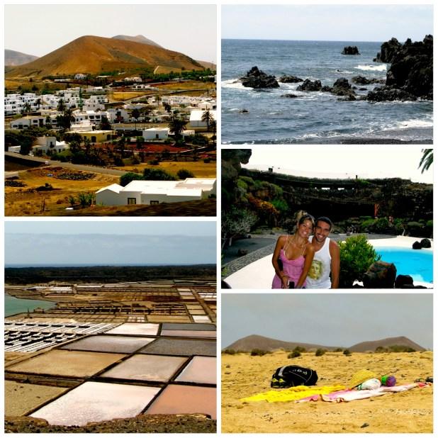 Isla de Lanzarote por libre
