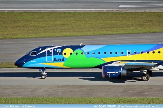 , Azul se une à Rede UATP, Portal Aviação Brasil