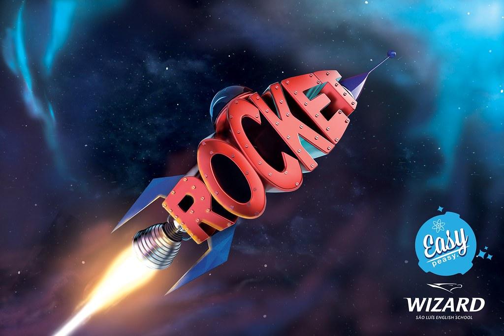 Wizard English School - Rocket
