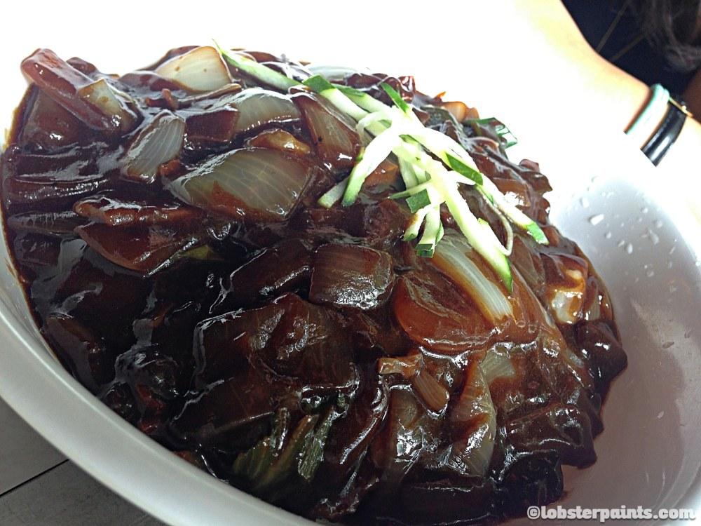 1 Oct 2014: Breakfast at Xing Chairo | Seoul, South Korea