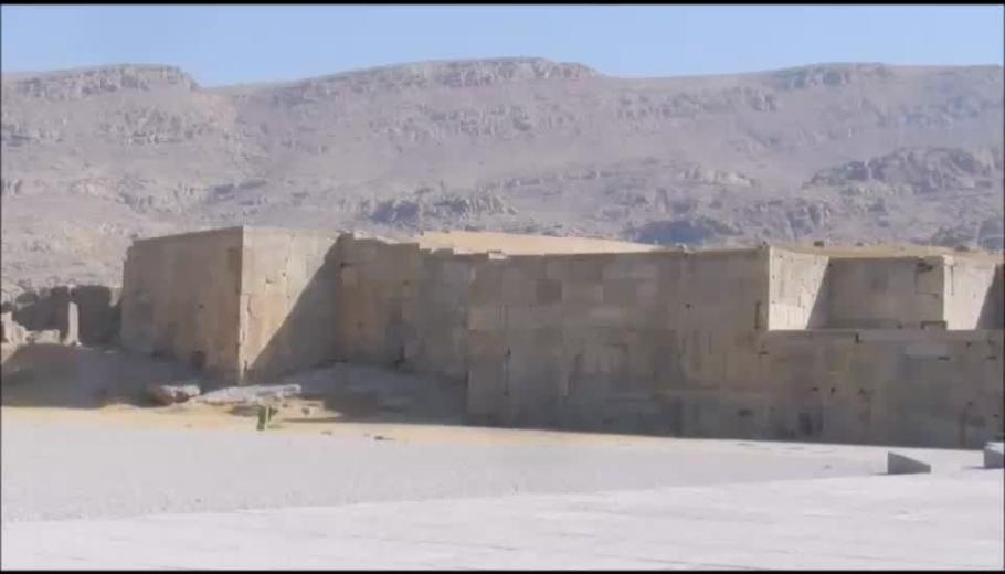Persépolis Irán video 01