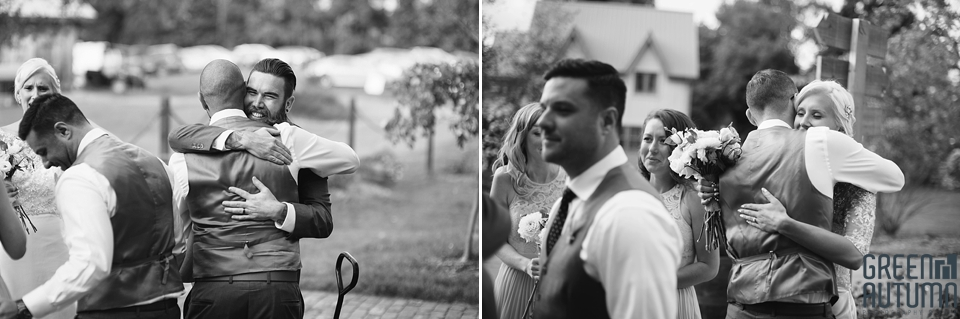 Autumn South Pond Farms Wedding Photography 0047