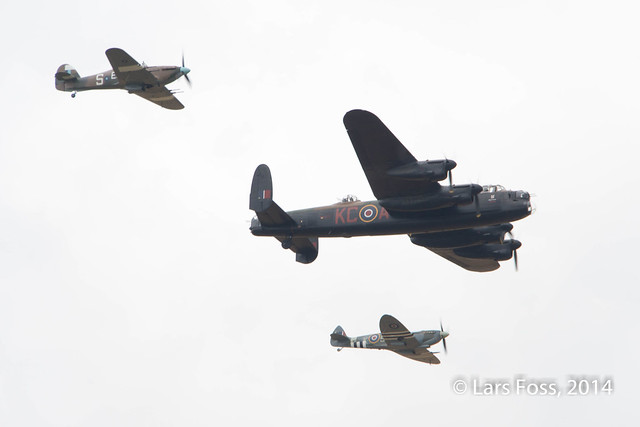 Lancaster and friends