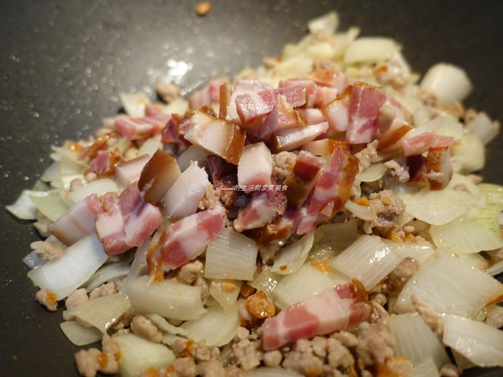 洋蔥臘肉燥 (5)