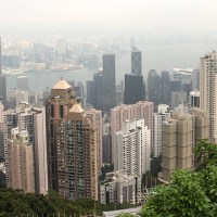 Postcards: The (Victoria) Peak (HK)