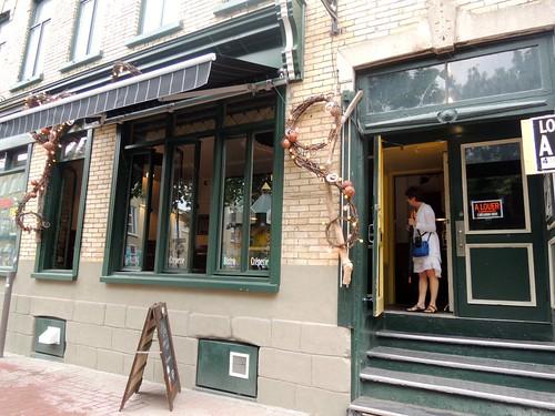 Le Billig Creperie Bistro, Quebec