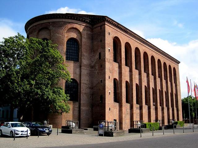 Basílica de Constantino de Trier