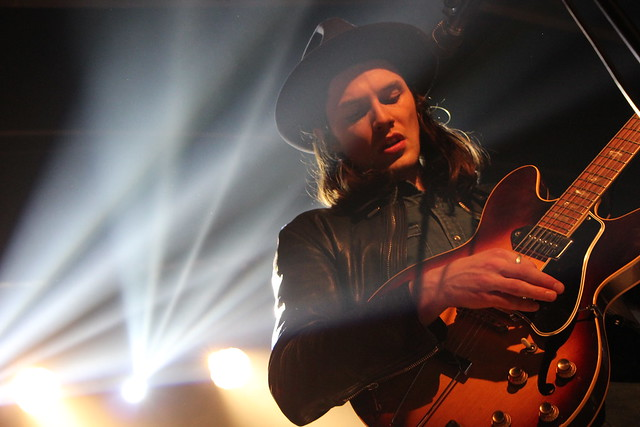 James Bay live at Eurosonic 2015