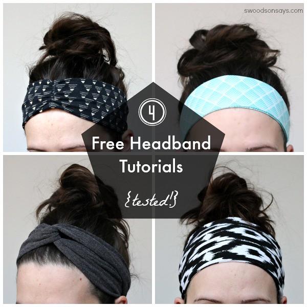 Free Headband Sewing Patterns