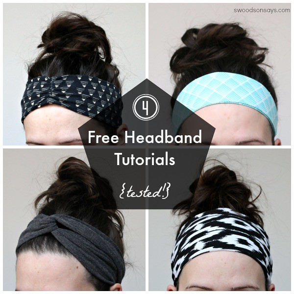 Free Headband Sewing Patterns
