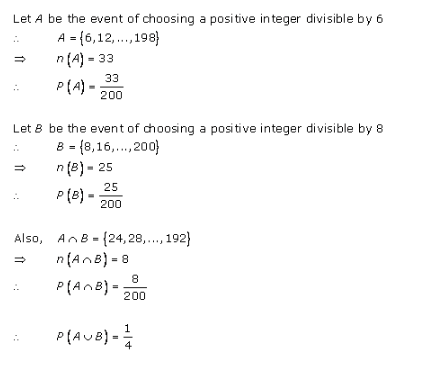 RD-Sharma-class-11 Solutions-Chapter-33-Probability-Ex-33.4-Q-23