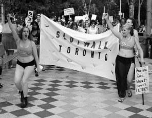 SlutWalk Toronto 2016