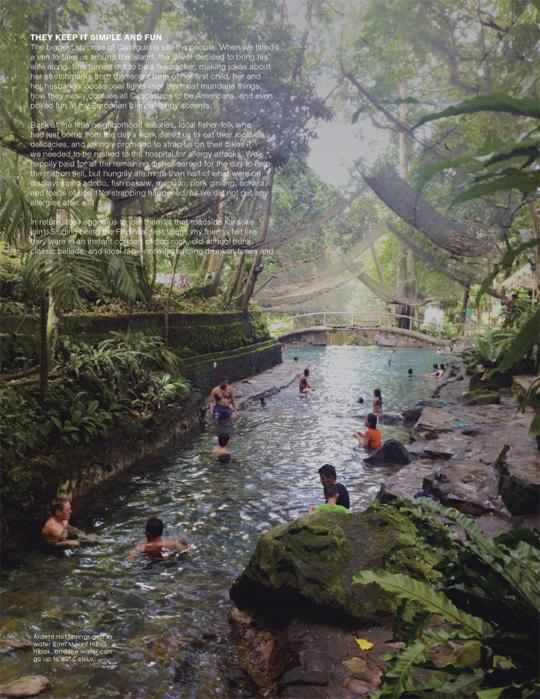La Isla Magazine Dec 2014