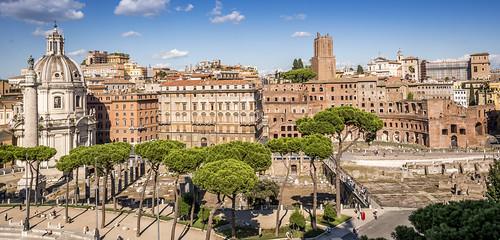 The Magnificent Roman Architecture, Rome