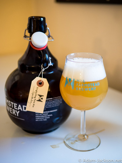 Hill Farmstead Galaxy Single Hop Pale Ale