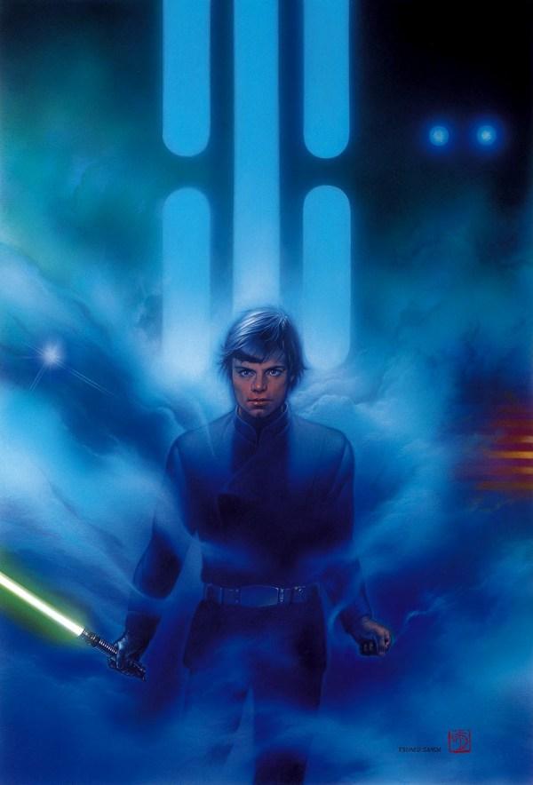 Luke Skywalker Roqoo Depot