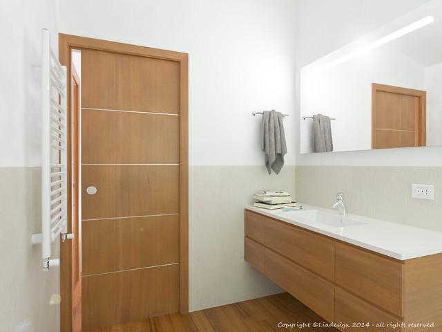 Altezza mobile bagno per lavabo da appoggio - Altezza mobile bagno ...