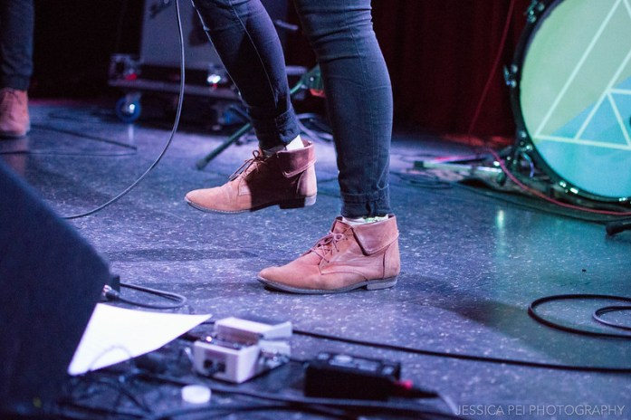 Kina Grannis Shoes