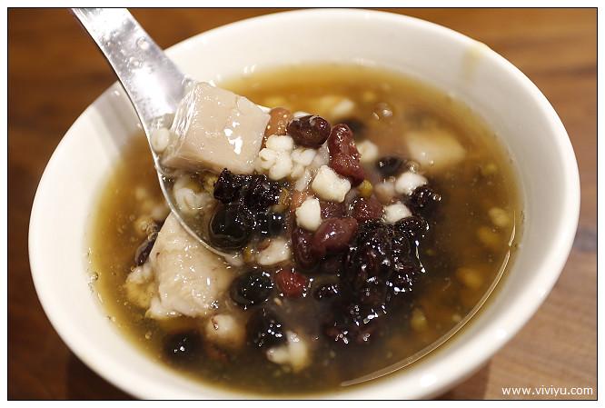 仙草奶凍,八寶甜湯,公園貳拾號 甜湯‧冰品,宜蘭,羅東夜市,美食 @VIVIYU小世界