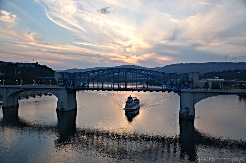 Chattanooga Sunrise Sunset