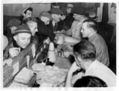 Striking Seamen Register for March on DC: 1937