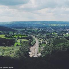 #weekend #landscape #latergram #weekendtrip #wallonie #vsco #vscogram #railway #clouds #green #travel #wanderlust #travelgram #belgium #igbelgium #belgium_unite
