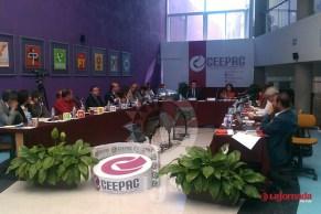 Solo tres candidatos independientes lograron solicitud de registro ante el Ceepac