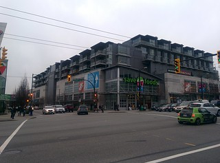 Vancouver urban design Cambie and W 7th