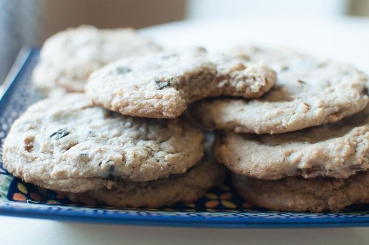 Toasted Pecan and Coconut Chocolate Chunk Cookies 6