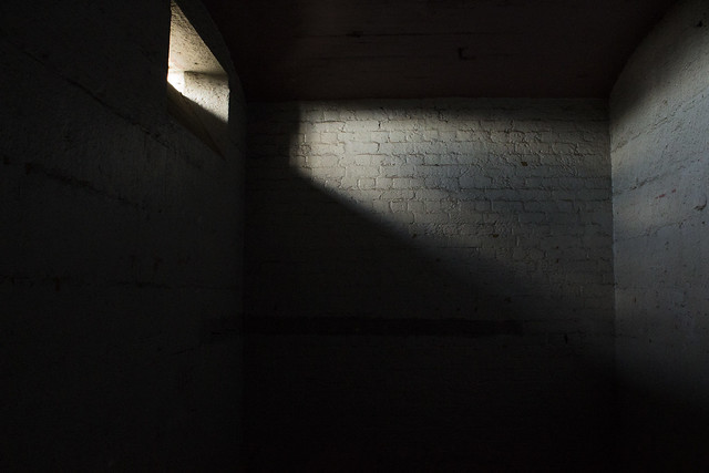 Solitary Confinement, Old Geelong Gaol 7 from Flickr via Wylio