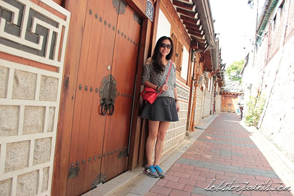 30 Sep 2014: Bukchon Hanok Village 북촌한옥마을 | Seoul, South Korea