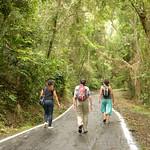 04 Viajefilos en Panama, Cerro Ancon 01