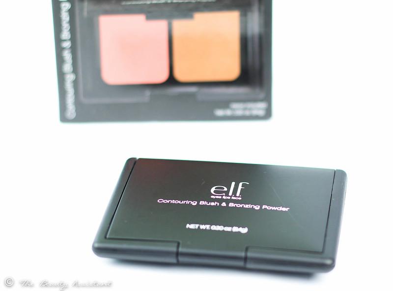 ELF contour blush